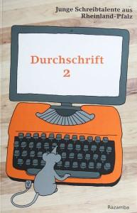 Cover der Anthologie Durchschrift 2