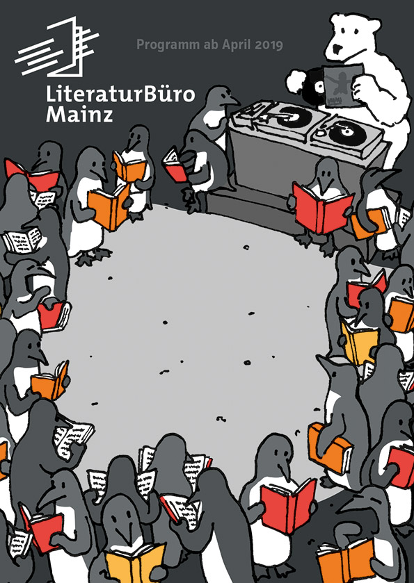 Literaturbüro Programmheft 1.2019