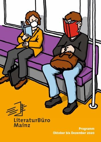 LiteraturBüro Mainz Programm Cover